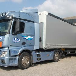 LD Trans BVBA - Wellen